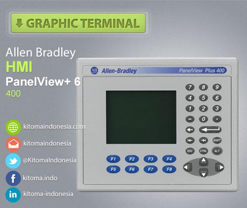 Allen Bradley Panel View Plus 6 400 Terminals