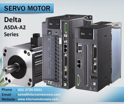 Delta Asda A2 Series Servo Motor Drive