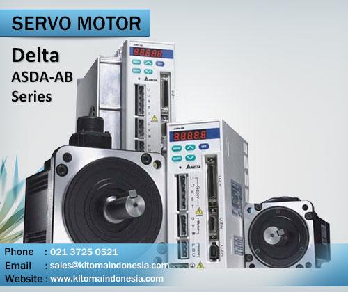 Delta Asda Ab Series Servo Motor Drive
