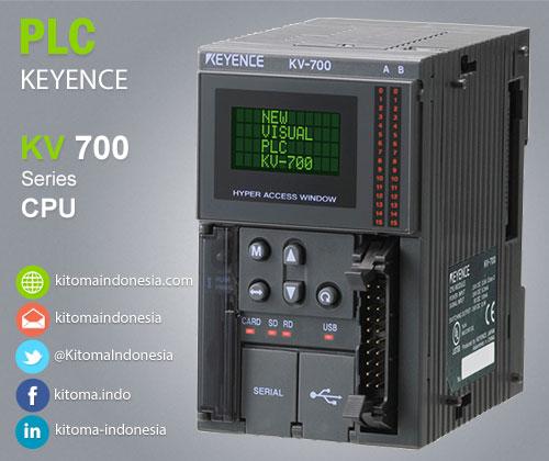 kv 700 cpu 14 point i o plc keyence rh kitomaindonesia com KEYENCE Logo KEYENCE Lr-Zb250n