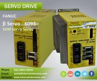 Fanuc Beta Servo Apmlifier - 6093 Series